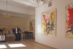 Народный художник Республики Южная Осетия, Заслуженный художник Российской Федерации и Республики Северная Осетия-Алания Ушанг Козаев и его работы