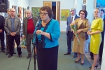 Приветственное слово Министра культуры Республики Южная Осетия М.А.Остаевой