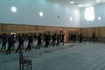 Государственныи? ансамбль песни и танца СИМД на мастер-классе Н.В.Романовои